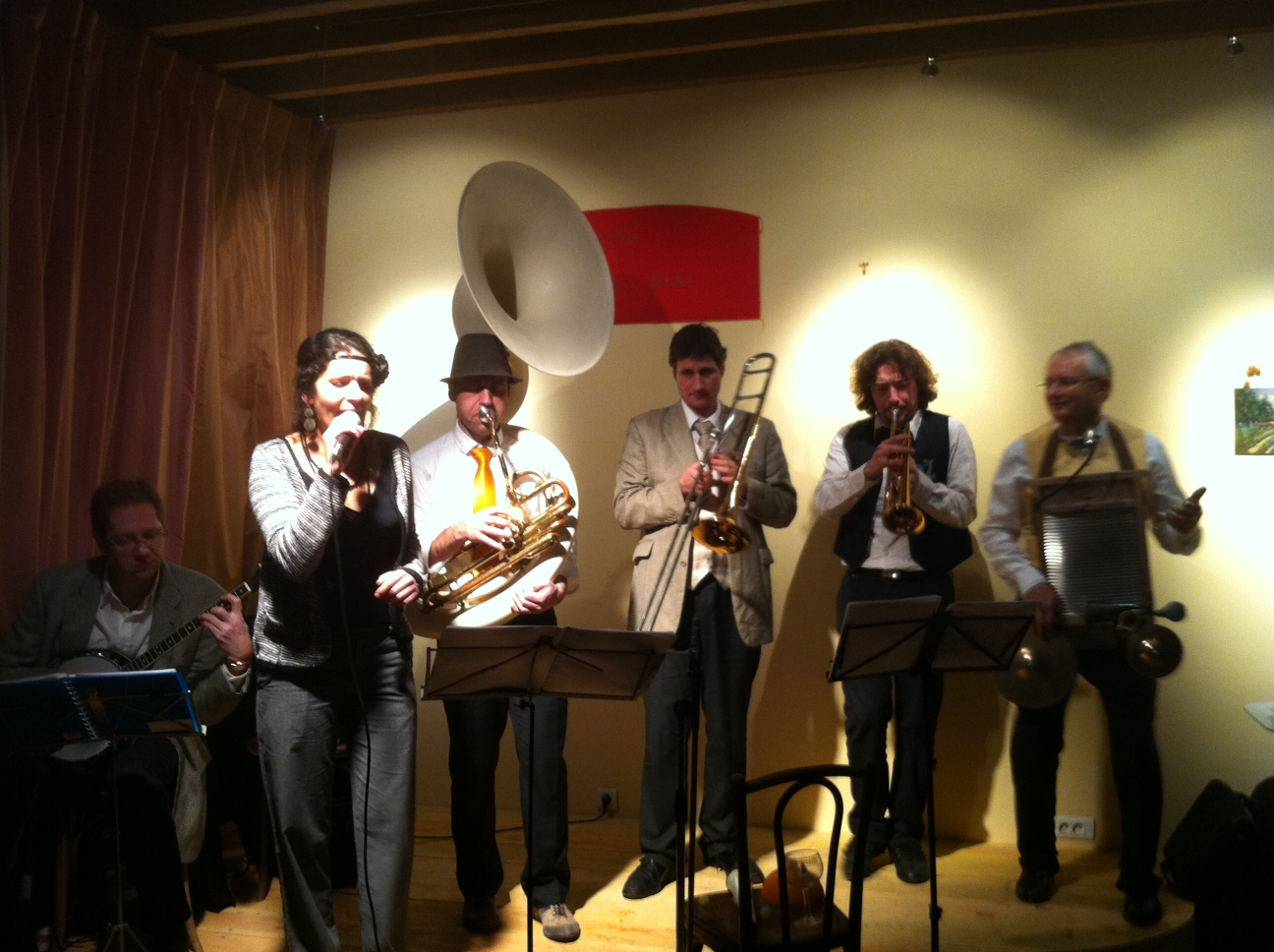 That's New ! Orchestre New Orleans Lyon